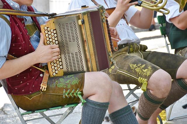 Steirische Harmonika von Strasser