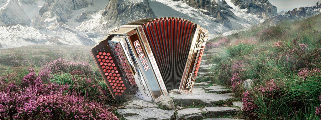 Die richtige Stimmung für meine Steirische Harmonika